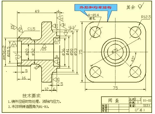 滚丝机|滚丝轮绝对干货:各类零件机械设计图集锦!